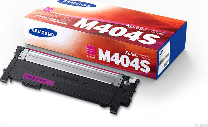 SAMSUNG CLT-M404S/ELS Magenta Laser Toner (1000 σελίδες) M404