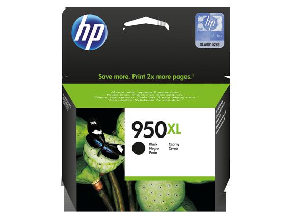 Hp CN045AE Black  Inkjet Cartridge  950XL