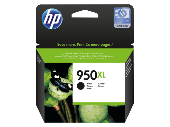 Hp CN045AE Black  Inkjet Cartridge (2300 σελίδες) 950XL