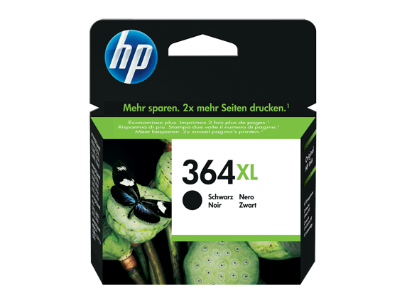 Hp CN684EE Black  Inkjet Cartridge (550 σελίδες) 364XL BLACK