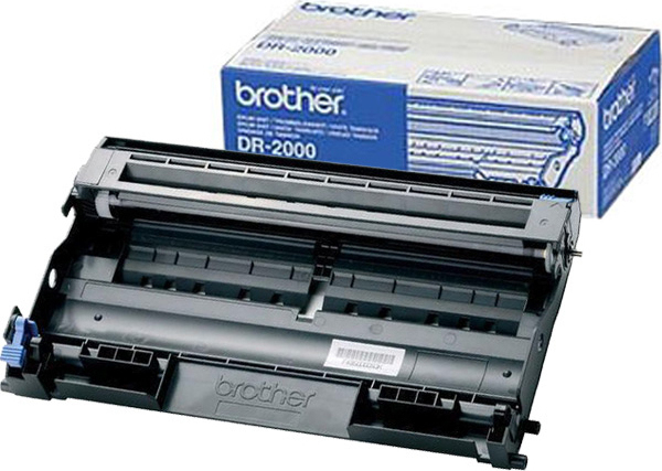 Brother DR-2000 Black  Laser Toner (12000 σελίδες) DRUM UNIT