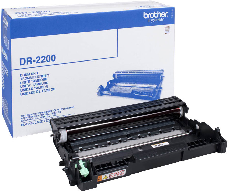 Brother DR-2200 Black    DRUM UNIT