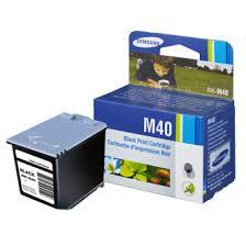 Samsung INK-M40/ELS Black  Inkjet Cartridge (750 σελίδες) M40