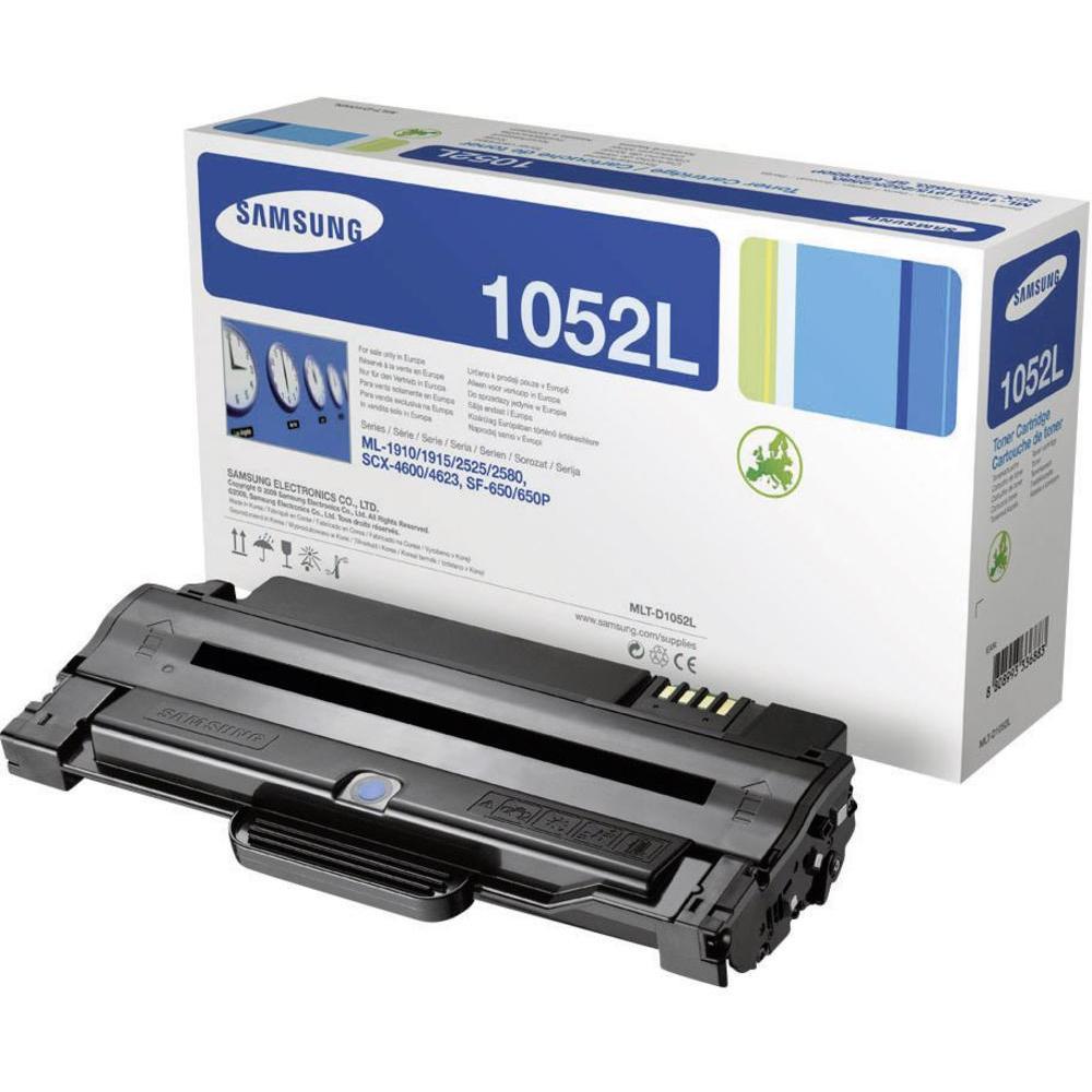 Samsung MLT-D1052L/ELS Black  Laser Toner (2500 σελίδες) 1052L