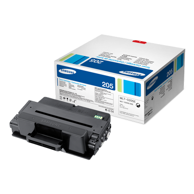 SAMSUNG MLT-D205L/ELS Black  Laser Toner (5000 σελίδες) 205L
