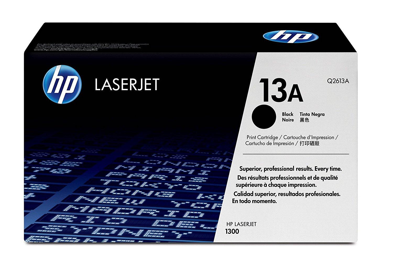 Hp Q2613A Black  Laser Toner  13A