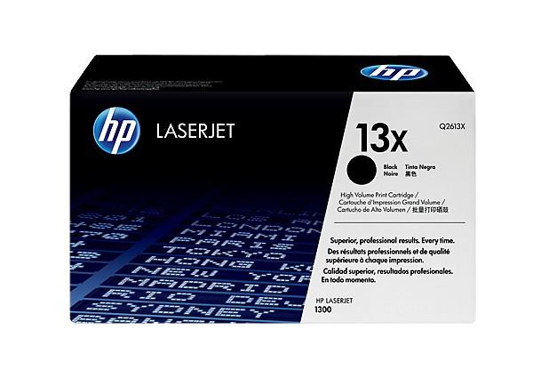 Hp Q2613X Black  Laser Toner (4000 σελίδες) 13X