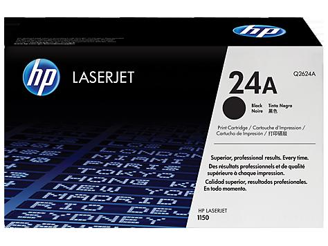 Hp Q2624A Black  Laser Toner (2500 σελίδες) 24A