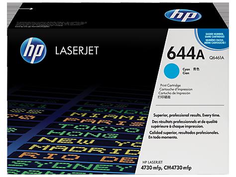 Hp Q6461A Cyan Laser Toner (12000 σελίδες) 644A