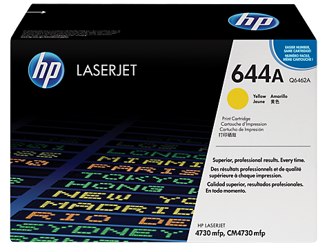 Hp Q6462A Yellow Laser Toner (12000 σελίδες) 644A