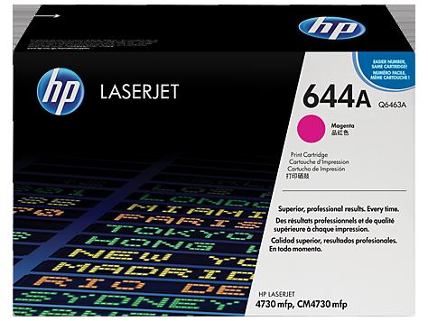 Hp Q6463A Magenta Laser Toner (12000 σελίδες) 644A