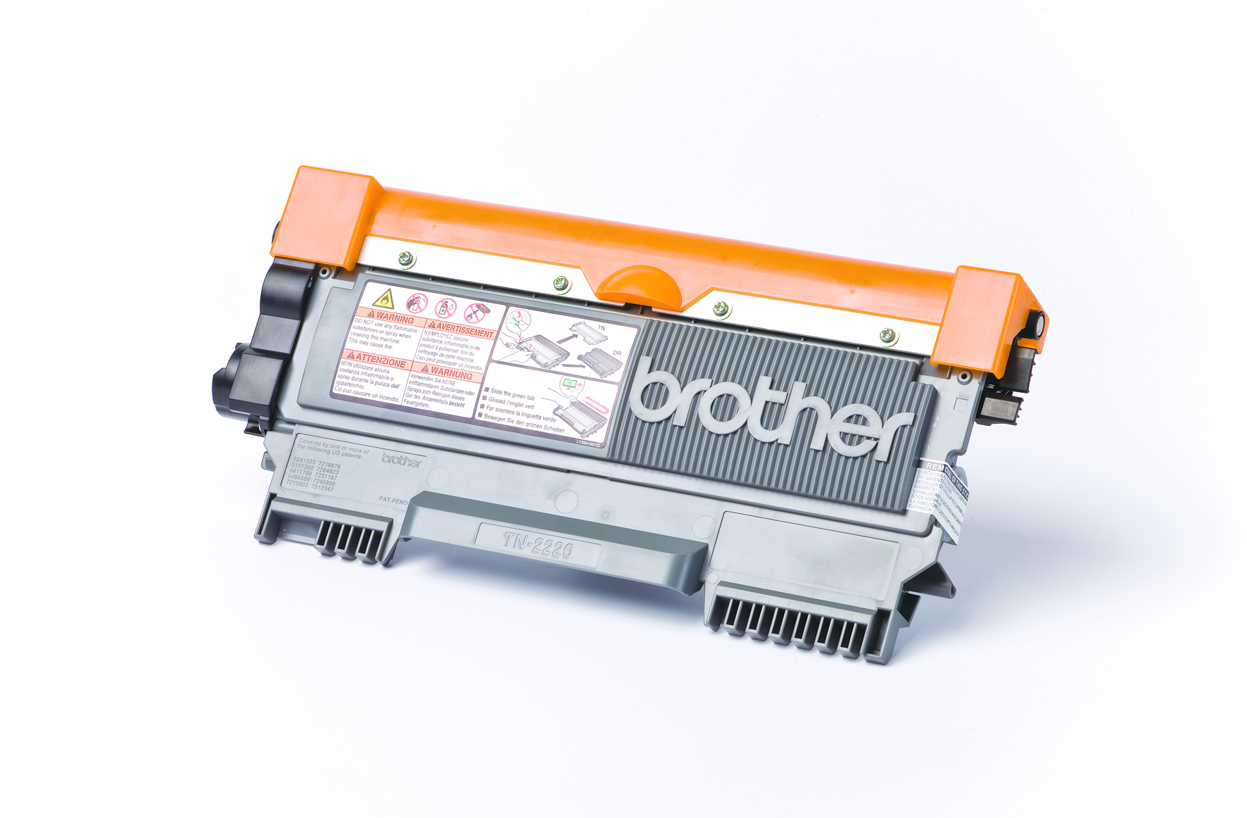 Brother TN-2220 Black  Laser Toner (2600 σελίδες) TN-2220