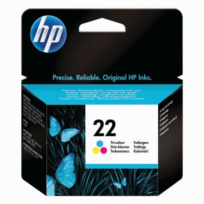 Hp C9352AE Color Inkjet Cartridge  22