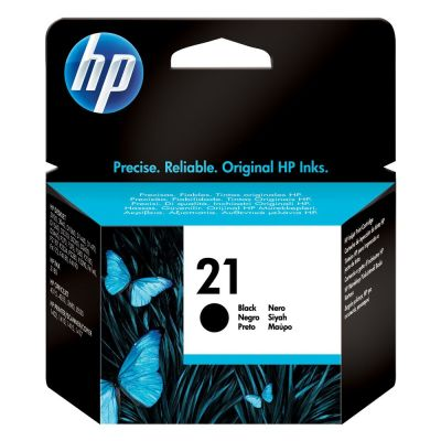 Hp C9351AE Black  Inkjet Cartridge