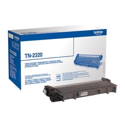 Brother TN-2320 Black  Laser Toner  TN-2320