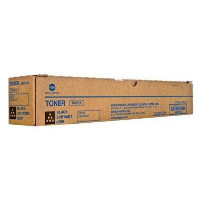 TN-221 BLACK (A8K3150) KONICA MINOLTA BIZHUB C222/C287