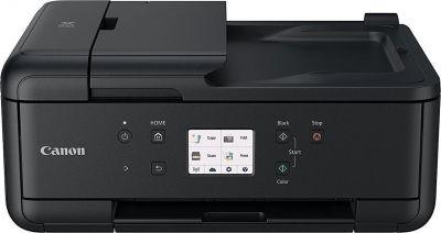 CANON PIXMA TR7550 Mfp + δώρο 3 δεσμίδες χαρτι 500 φυλλων Α4 Canon 80gr