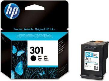 Hp CH561EE Black  Inkjet Cartridge  301