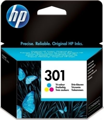 Hp CH562EE Color Inkjet Cartridge  301