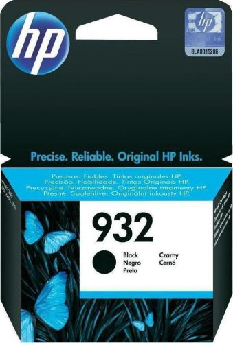 Hp CN057AE Black  Inkjet Cartridge  932