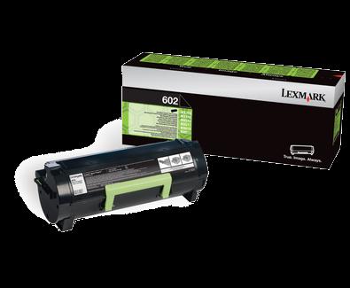 Lexmark 60F2000 Black  Laser Toner  602