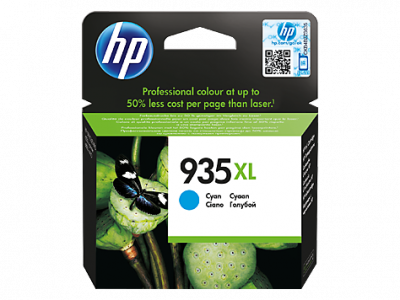 Hp C2P24AE Cyan Inkjet Cartridge  935XL