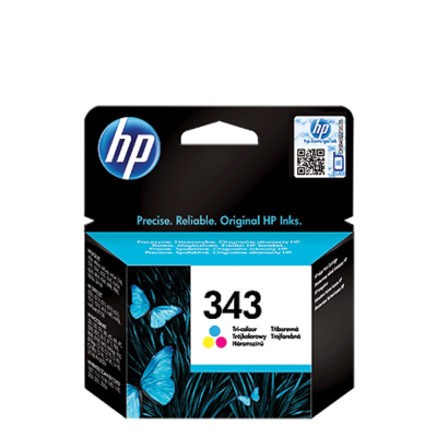 Hp C8766EE Color Inkjet Cartridge  343