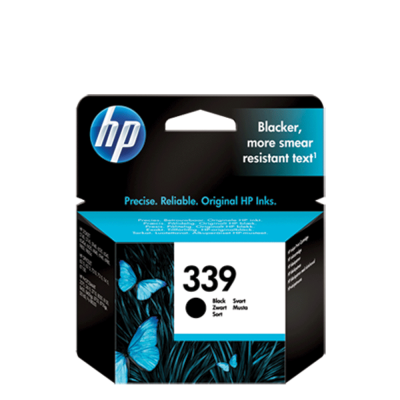 Hp C8767EE Black  Inkjet Cartridge  339