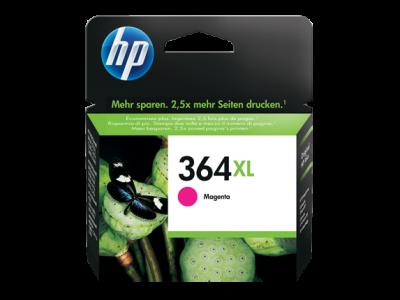Hp CB324EE Magenta Inkjet Cartridge  364XL