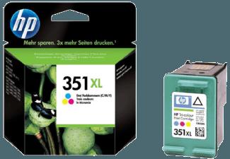 Hp CB338EE Color Inkjet Cartridge  351XL
