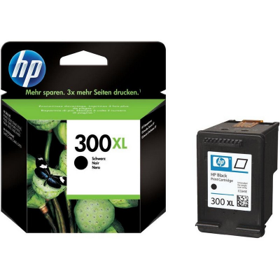 Hp CC641EE Black  Inkjet Cartridge  300XL
