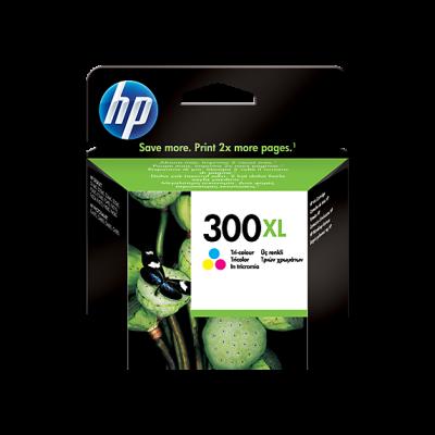 Hp CC644EE Color Inkjet Cartridge  300XL