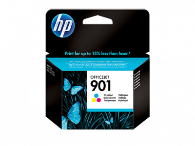 Hp CC656AE Color Inkjet Cartridge  901