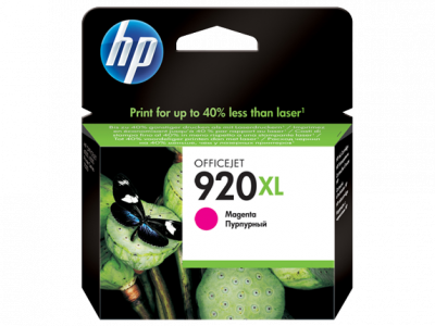 Hp CD973AE Magenta Inkjet Cartridge  920XL