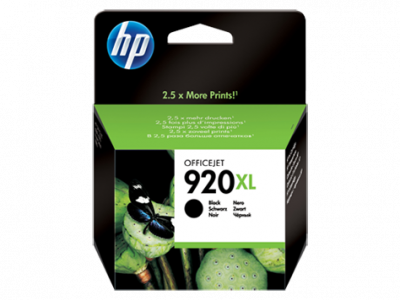 Hp CD975AE Black  Inkjet Cartridge  920XL