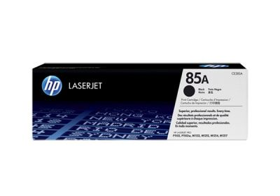 Hp CE285A Black  Laser Toner  85A