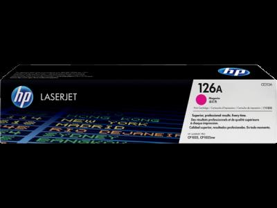 Hp CE313A Magenta Laser Toner  126A