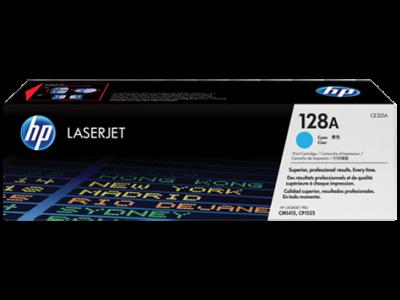 Hp CE321A Cyan Laser Toner  128A