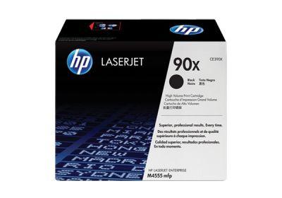 Hp CE390X Black  Laser Toner  90X