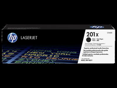Hp CF400X Black  Laser Toner  201X