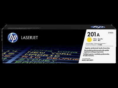 Hp CF402A Yellow Laser Toner  201A