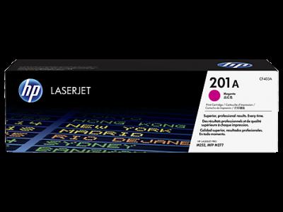 Hp CF403A Magenta Laser Toner  201A