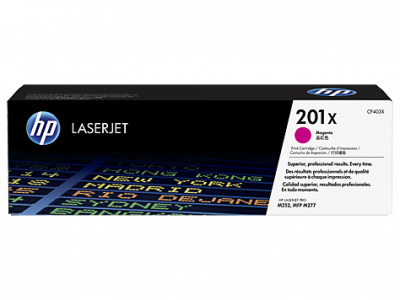 Hp CF403X Magenta Laser Toner  201X