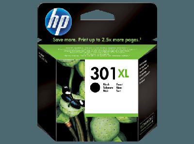Hp CH563EE Black  Inkjet Cartridge  301XL