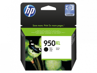 Hp CN045AE Black  Inkjet Cartridge  950XL