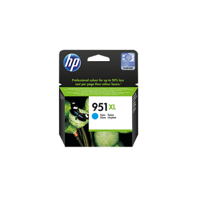 Hp CN046AE Cyan Inkjet Cartridge  951XL