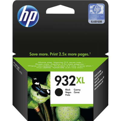 Hp CN053AE Black  Inkjet Cartridge  932XL