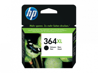 Hp CN684EE Black  Inkjet Cartridge  364XL BLACK