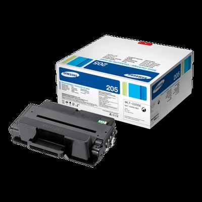 SAMSUNG MLT-D205L/ELS Black  Laser Toner  205L