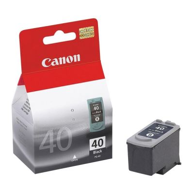 Canon 0615B001 Black  Inkjet Cartridge  PG-40